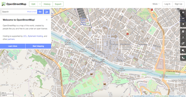 Map / Cartography resources on the free and open internet
